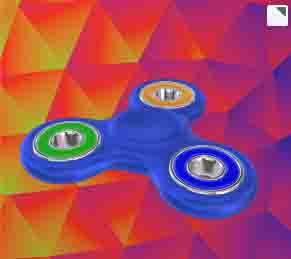 3D Configurator - Spinner